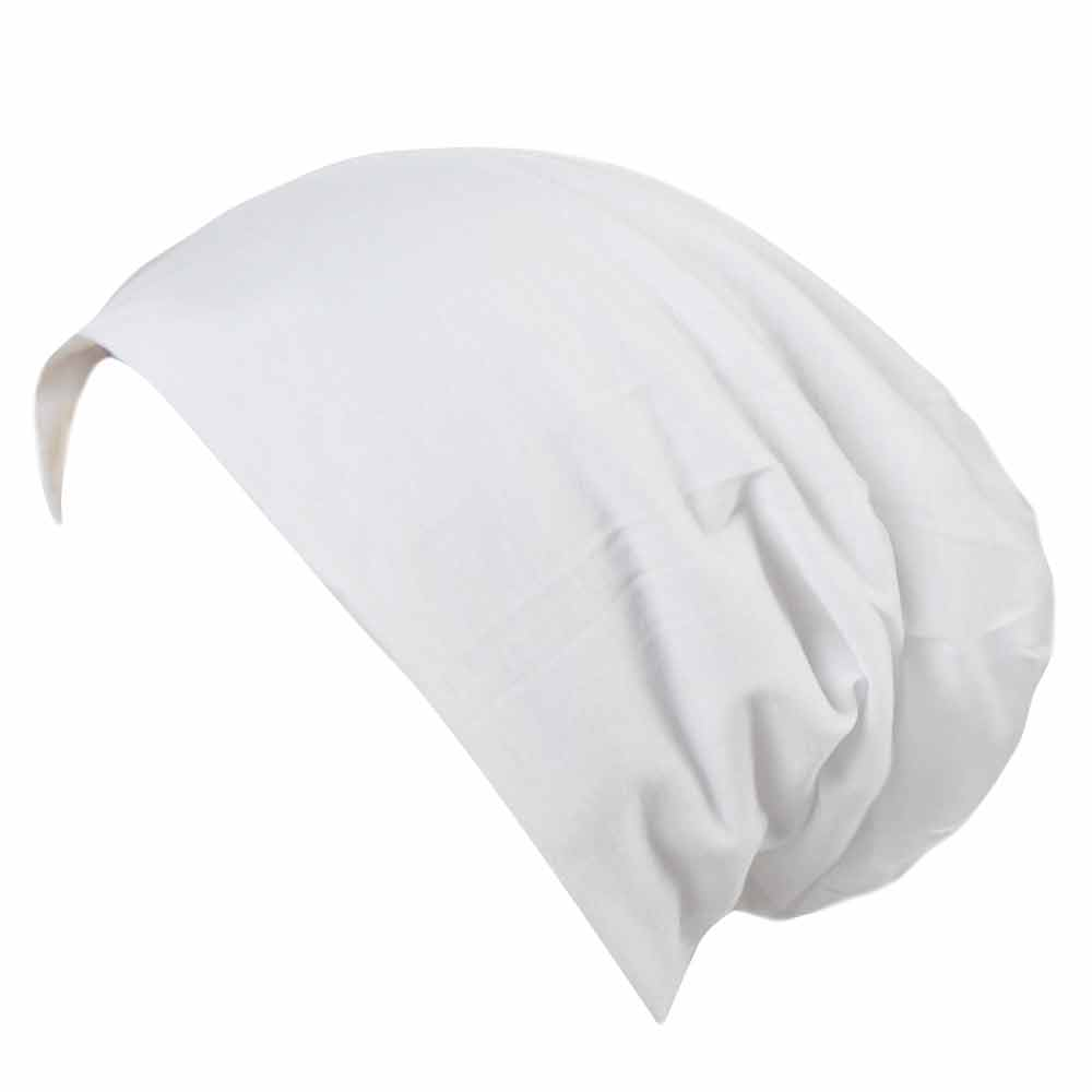 Caripe Long Beanie Ladies Mens Slouch Anchor Stars Peace Berlin Hat