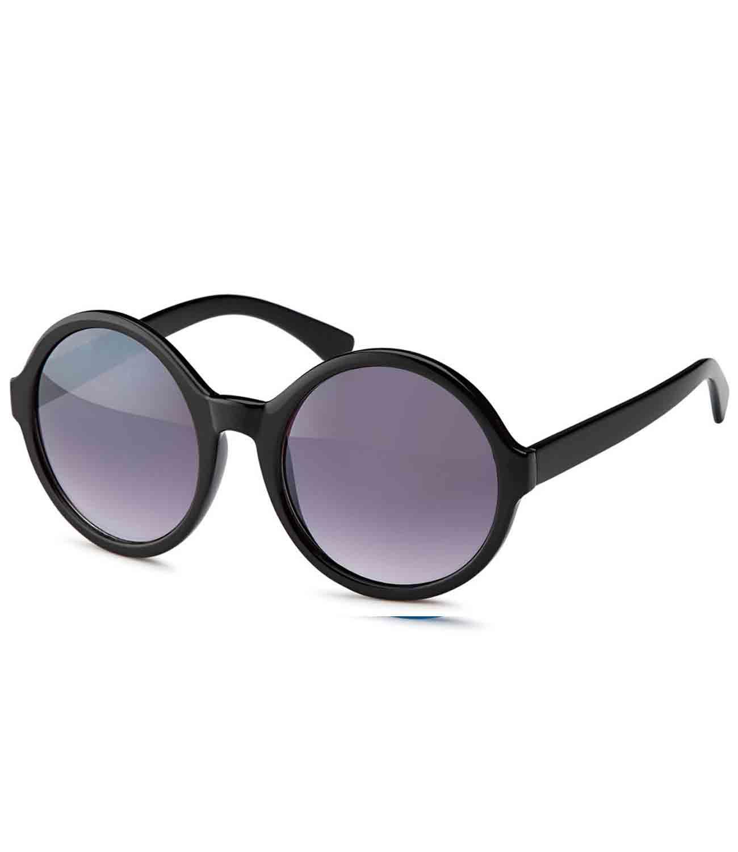 caripe retro sonnenbrille runde gl ser vintage oversize. Black Bedroom Furniture Sets. Home Design Ideas