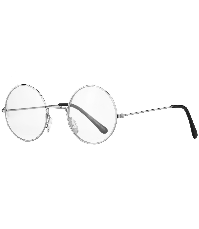 caripe lennon retro vintage nerd brille nickelbrille rund. Black Bedroom Furniture Sets. Home Design Ideas