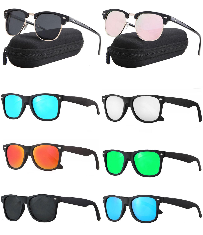 caripe retro sonnenbrille polarisierend verspiegelt. Black Bedroom Furniture Sets. Home Design Ideas